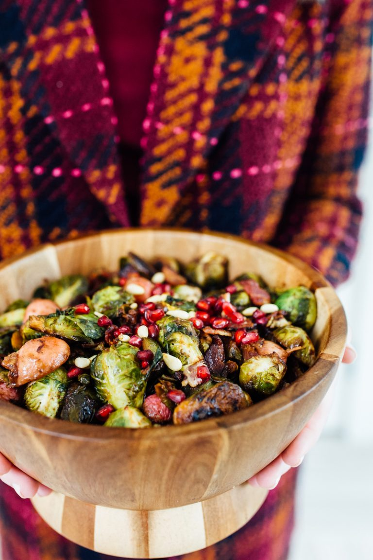 brussels sprouts for thanksgiving