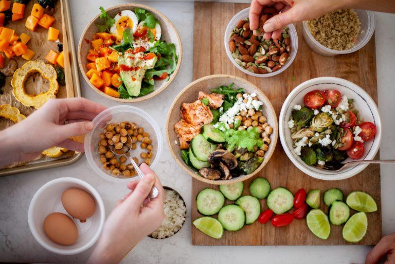CS Cleanse, Grain Bowls-healthy grain bowl recipe