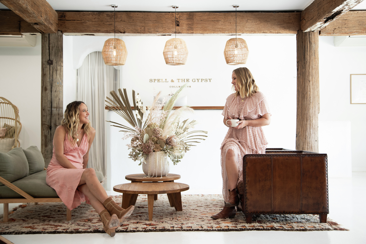 How The Sisters Behind Australia S Coolest Label Live A Creative Life Camille Styles