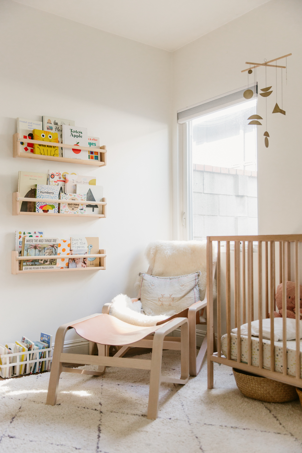 molly madfis home, almost makes perfect, california home, neutral home decor, nursery, baby, chic baby decor