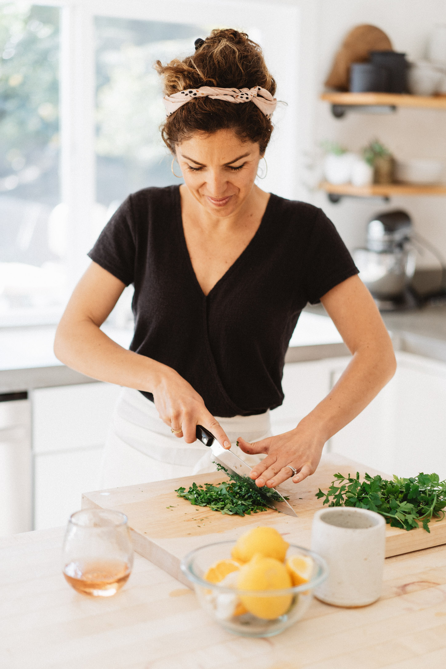 The Blogger Behind Sprouted Kitchen Shows Us How To Cook Smarter Camille Styles