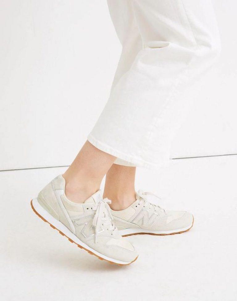 New Balance 696 Runner Sneakers, best sneakers for spring, spring sneakers