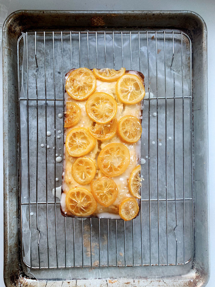 Lemon Ricotta Pound Cake Recipe is the perfect weekend baking project
