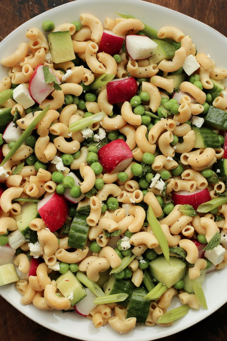 15 healthy pasta salad recipes for any occasion, meal, or time of day