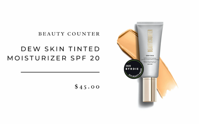beauty counter tinted moisturizer