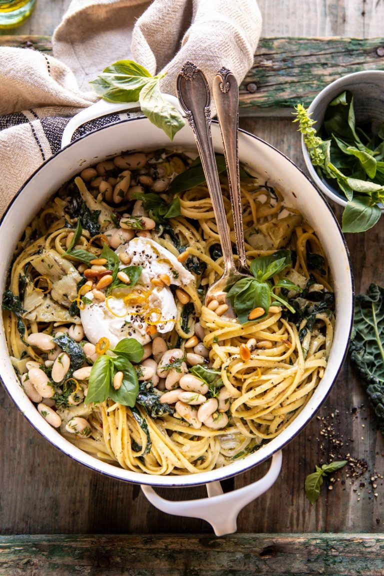 Creamy Tuscan Pasta