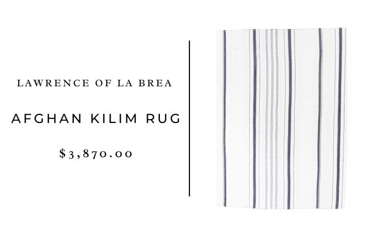 lawrence of la brea rug