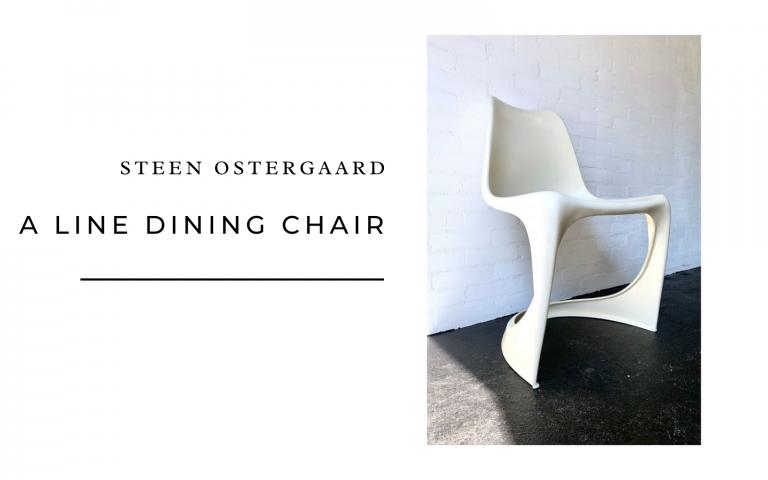 ostergaard a line dining chair