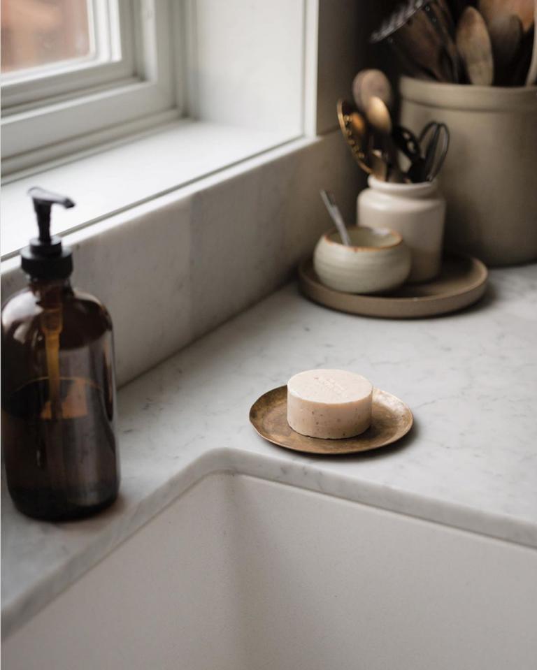 cozinha, sabonete.  limpar, pratos, casa