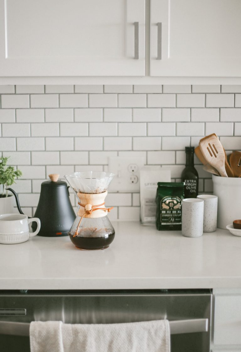 Tips and tricks for brewing better pour over coffee at home