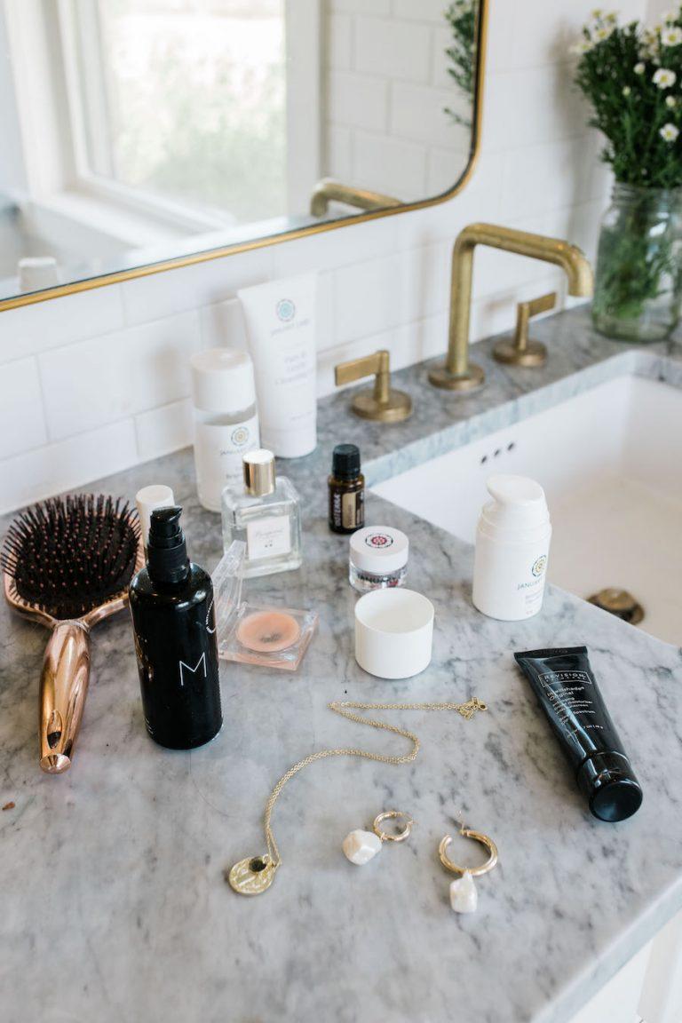 nicole trunfio beauty products