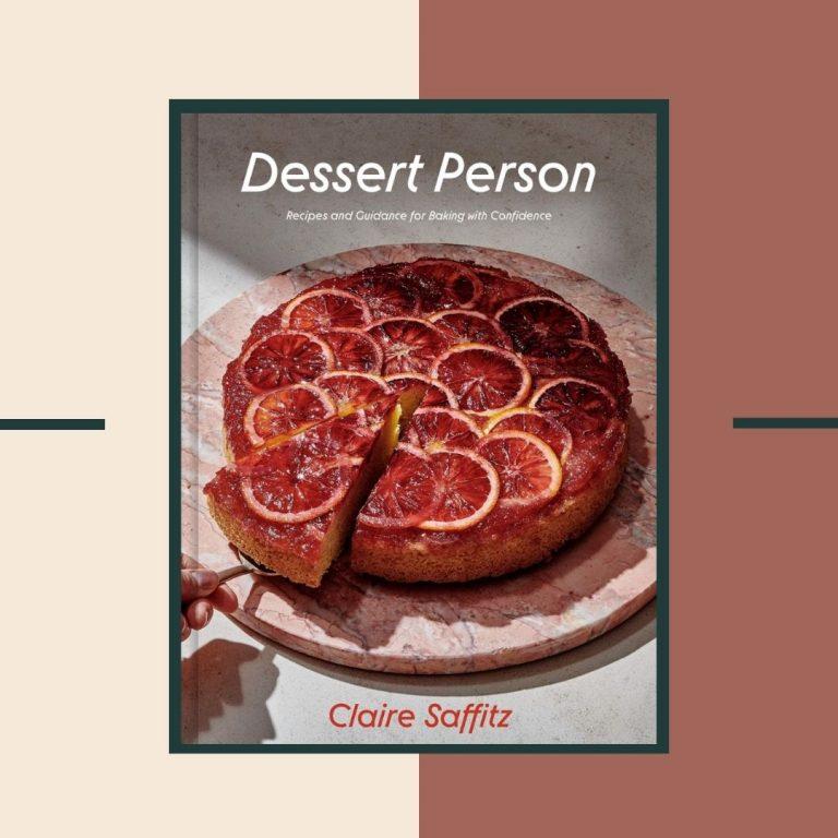 Dessert Person, Best New Cookbooks Fall 2020