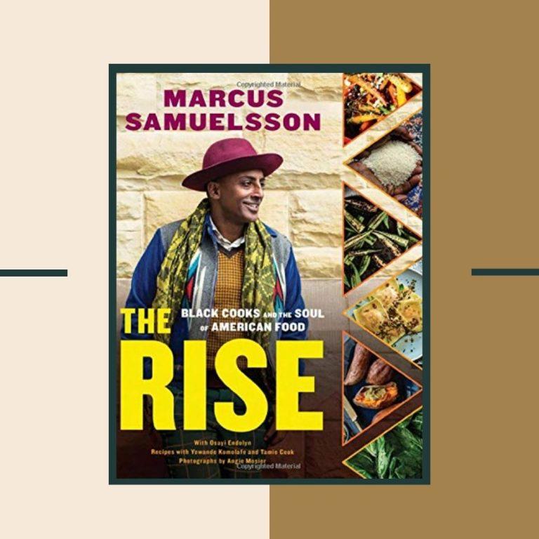 Libro di cucina The Rise di Marcus Samuelsson
