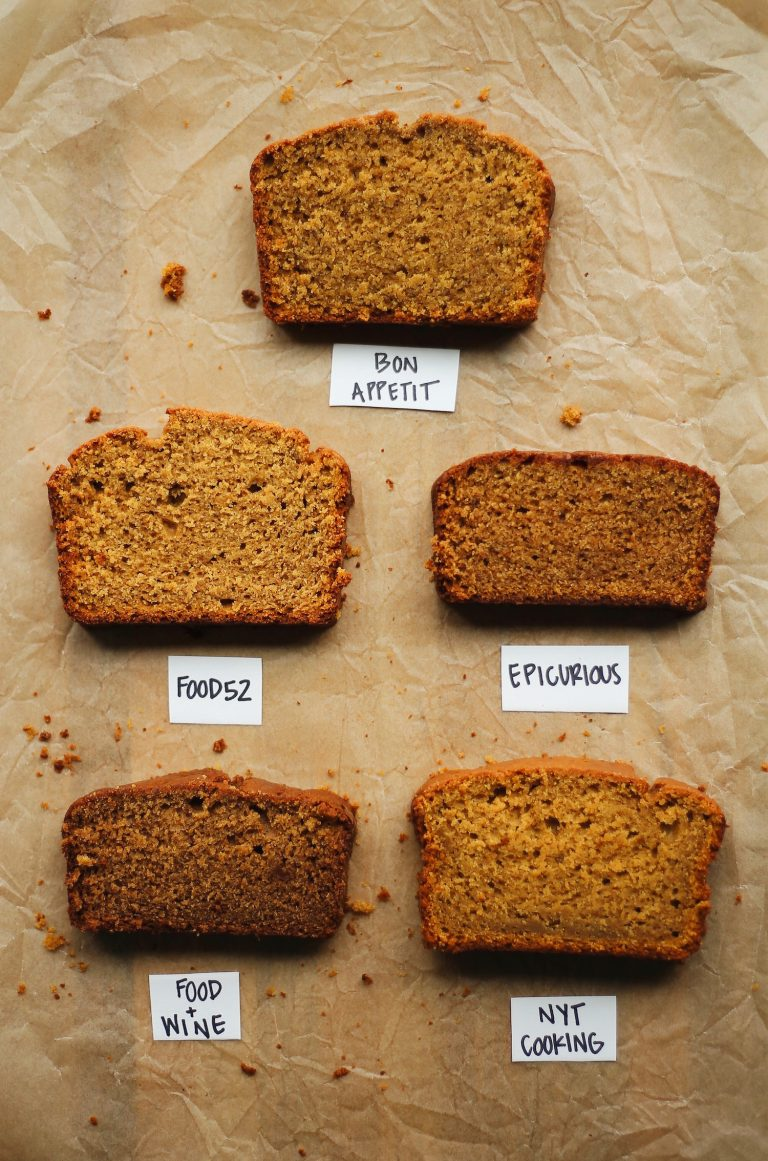 I tried 5 of the best pumpkin bread recipes and this was the winner