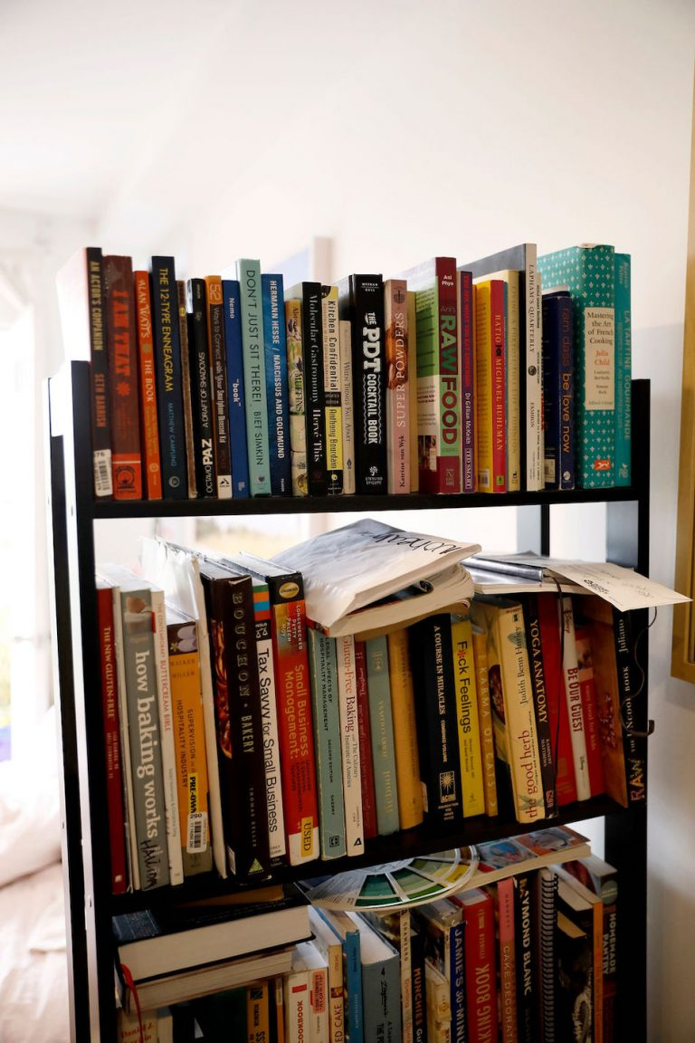 Lani Halliday favorite books at home in brooklyn