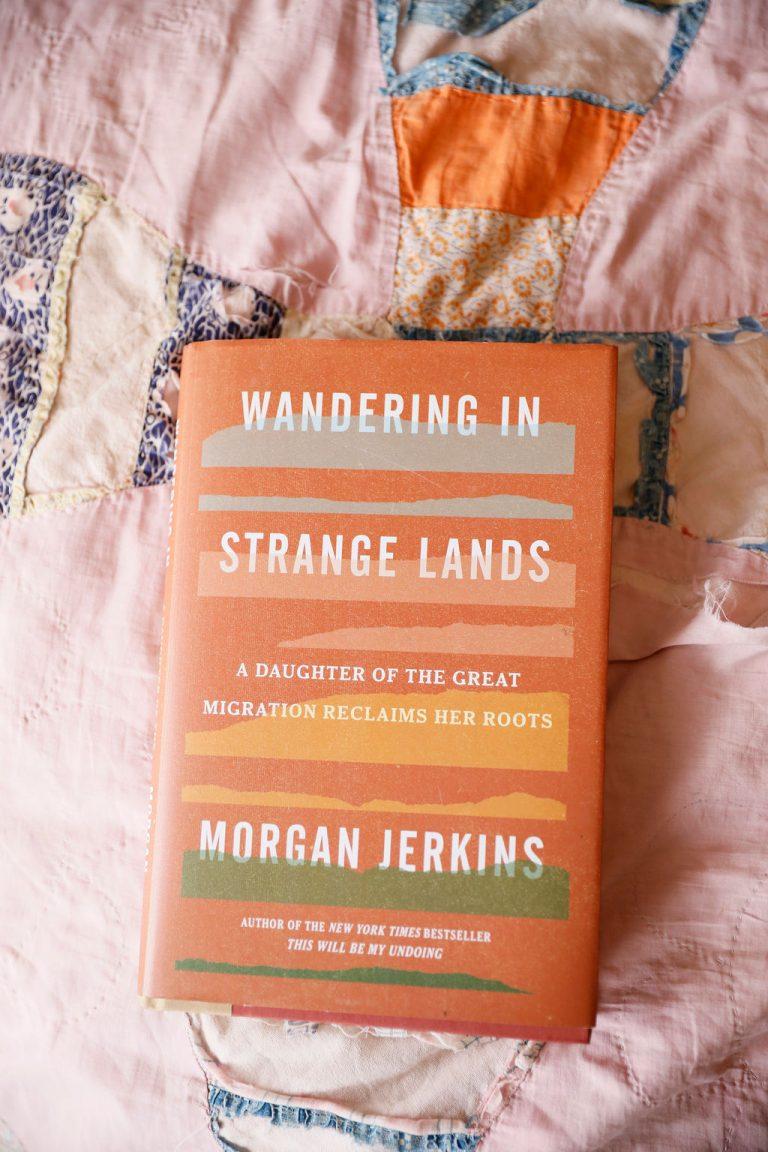 Chef Lani Halliday favorite books, Wandering in Strange Lands