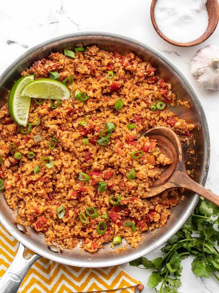 southwest cauli rice