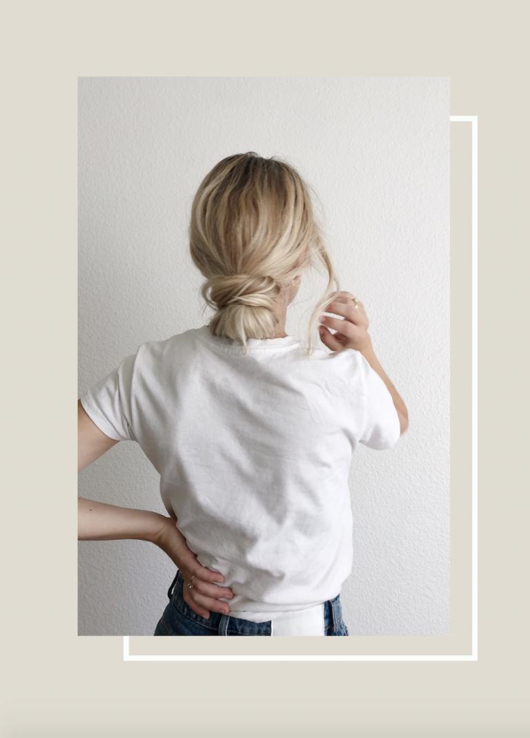 hair style tutorial