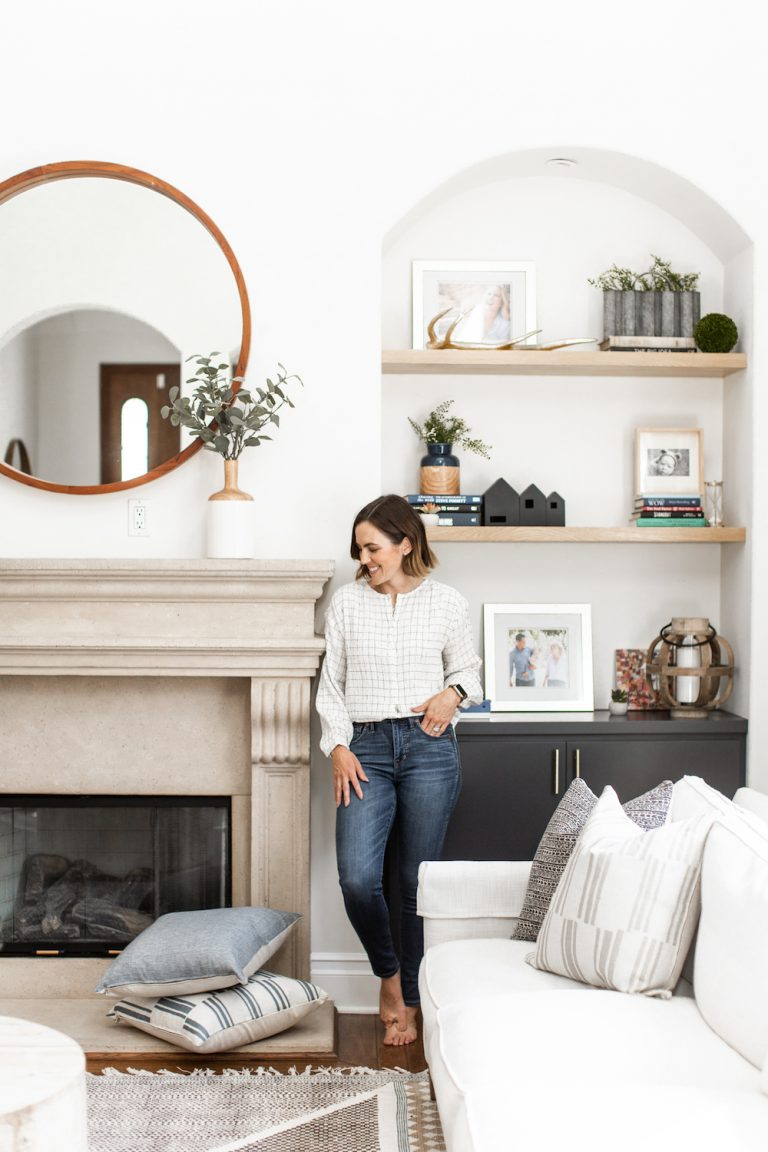 elise home, Lauren Meichtry, home tour, manhattan beach home, california lifestyle