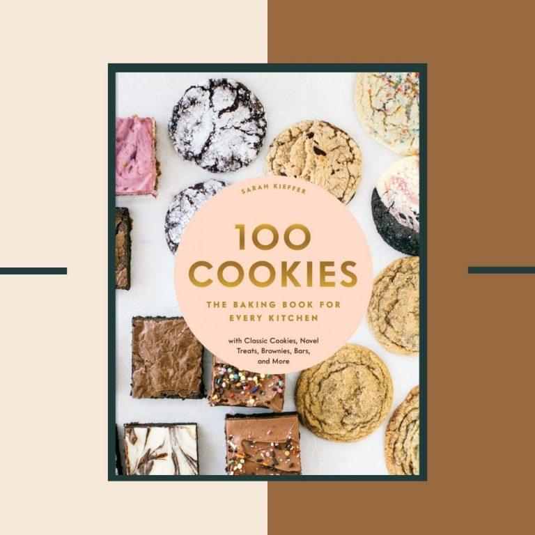 100 biscotti, i migliori nuovi libri di cucina dell'autunno 2020