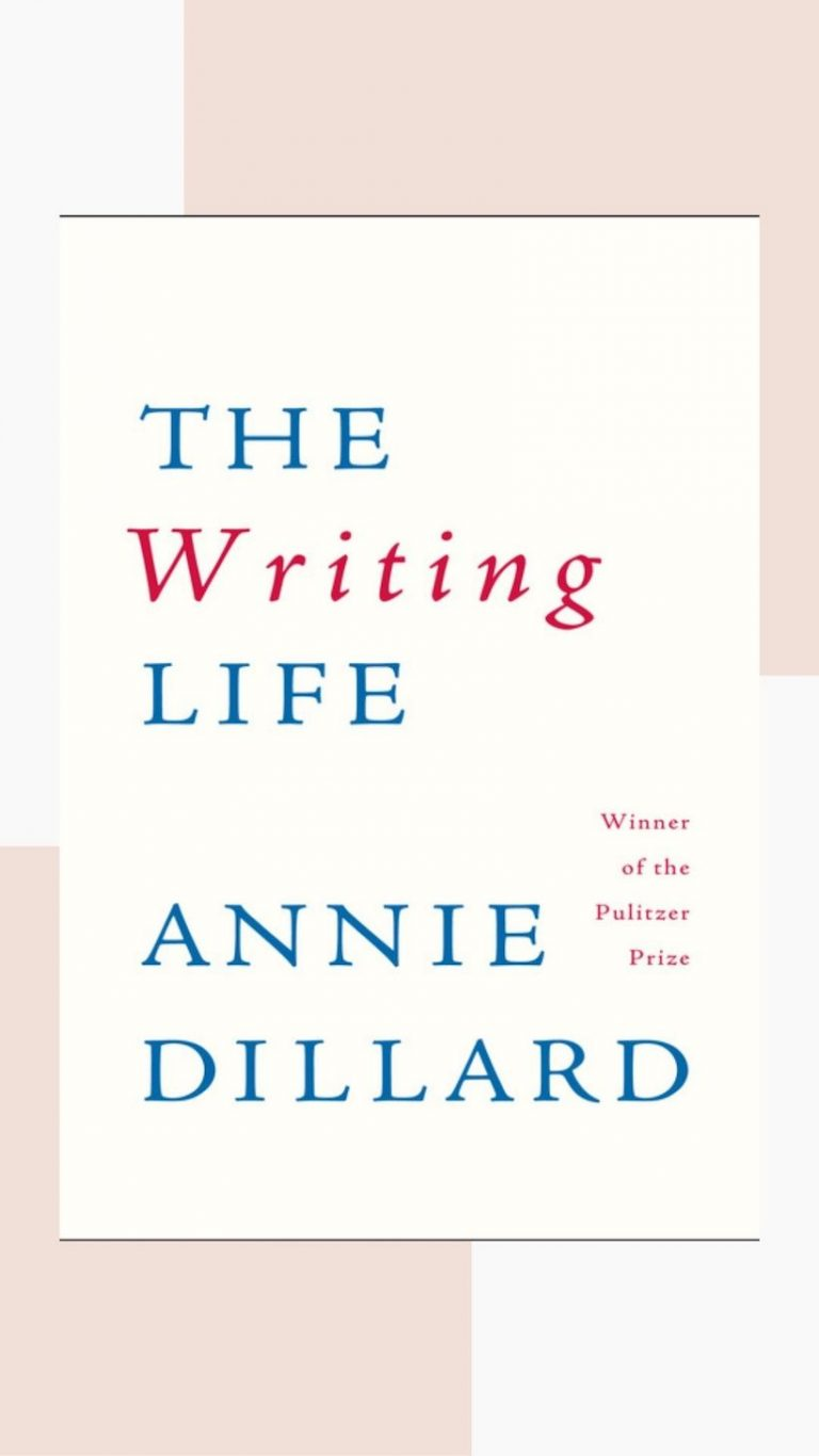 la vida de la escritura