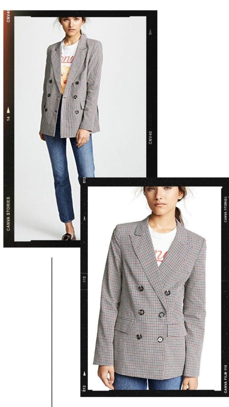mejores blazers para otoño, moda de otoño