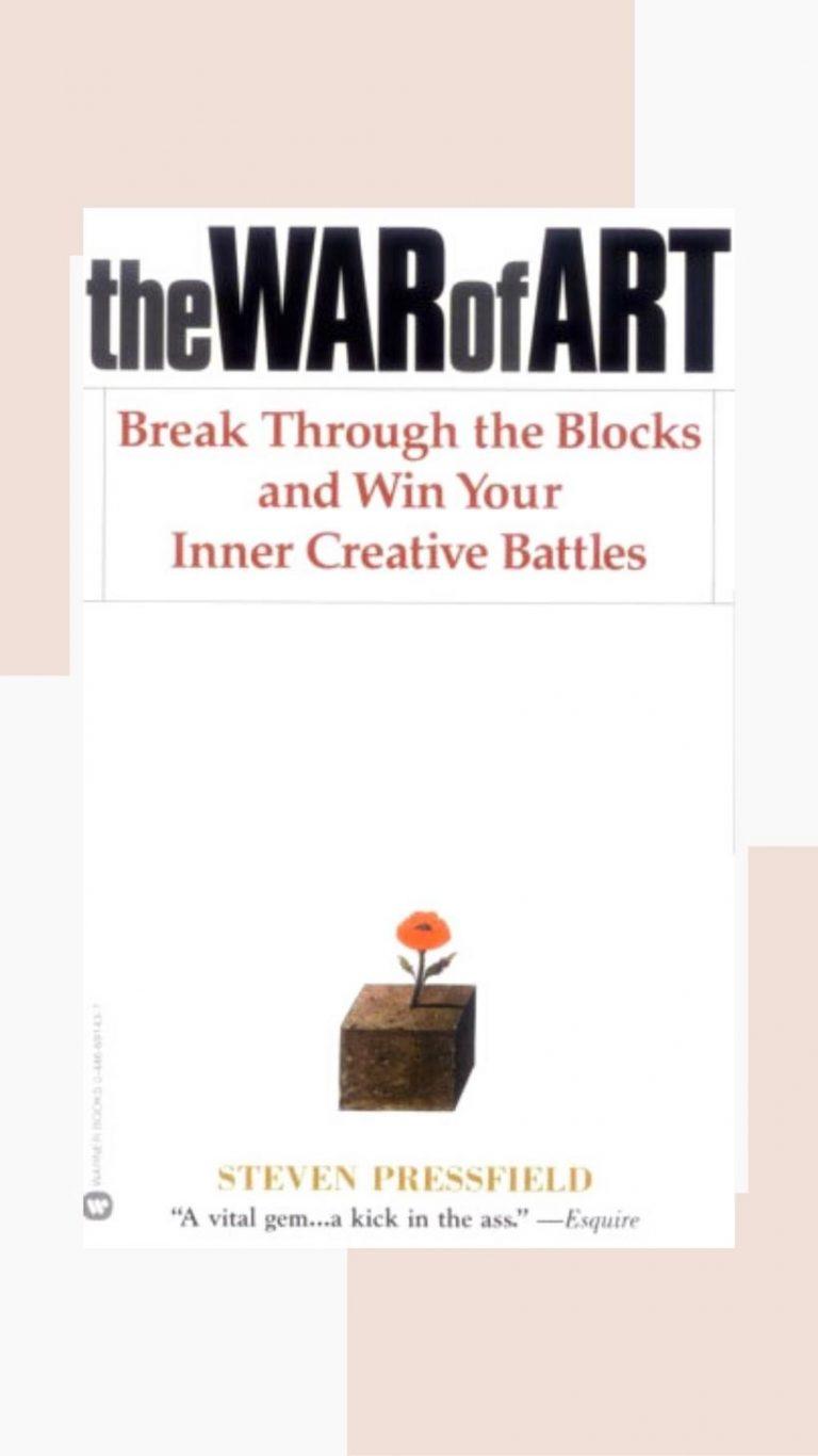 la guerra del arte, buen libro