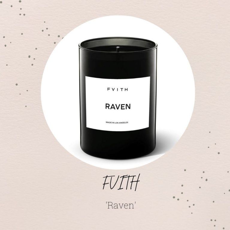 Raven Candle by FVITH