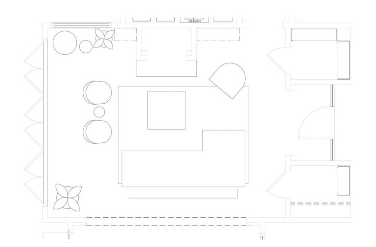 Camille Styles Living Room Layout
