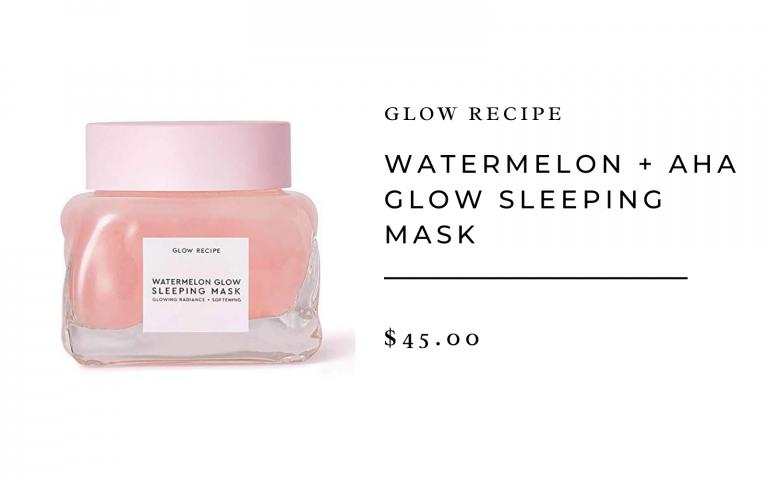 Glow Recipe Watermelon Sleeping Mask
