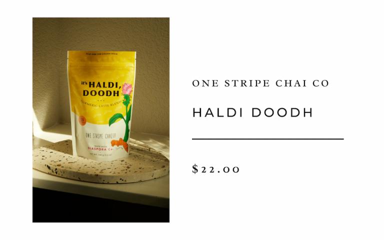 One Stripe Chai Co Haldi Doodh