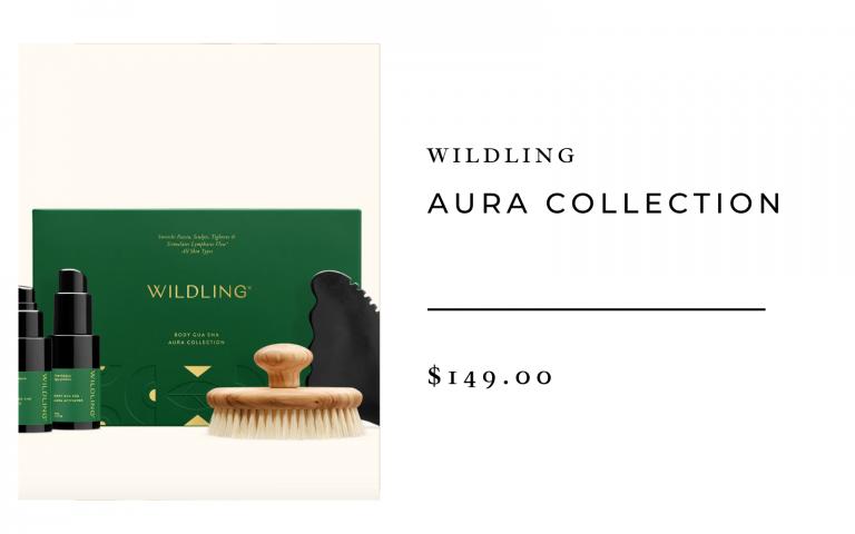 Wildling Aura Collection Body Gua Sha