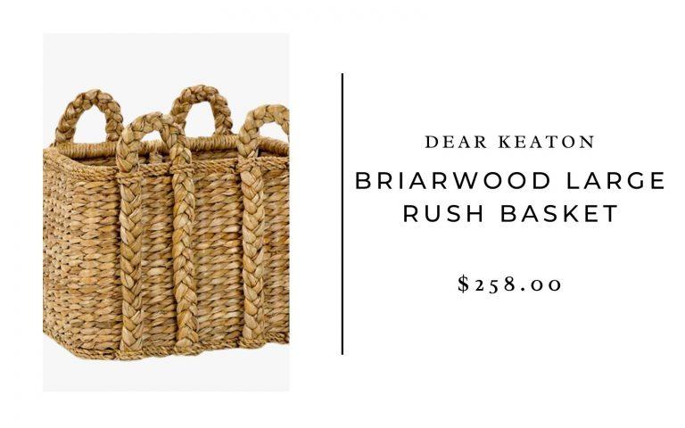 Dear Keaton basket