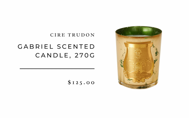 cire trudon : Gabriel scented candle, 270g