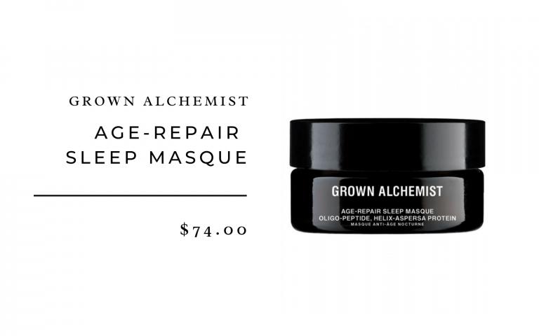 Grown Alchemist Age-Repair Sleep Masque