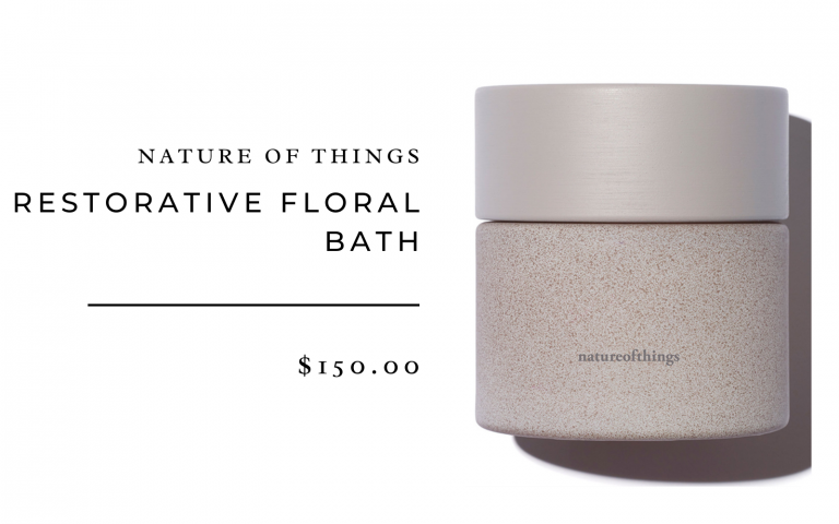 Nature of Things Restorative Floral Bath