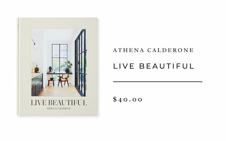 """Live Beautiful"" by Athena Calderone"