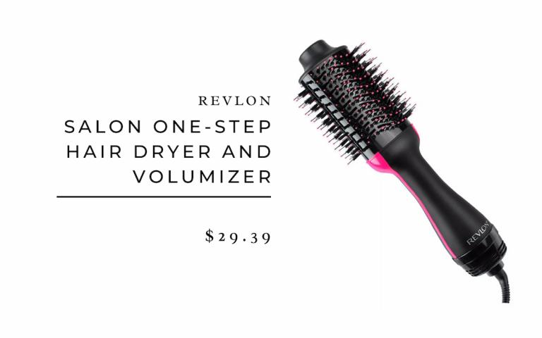 Revlon - Secador de pelo y voluminizador de un solo paso Salon