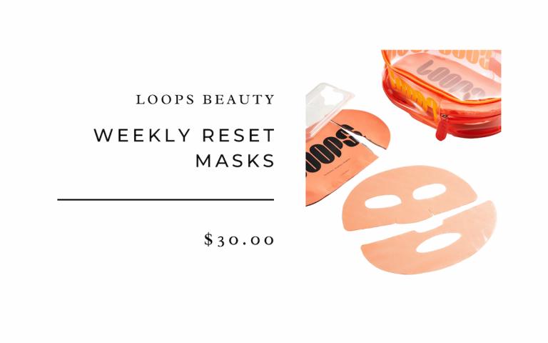 Restablecimiento semanal de Loops Beauty