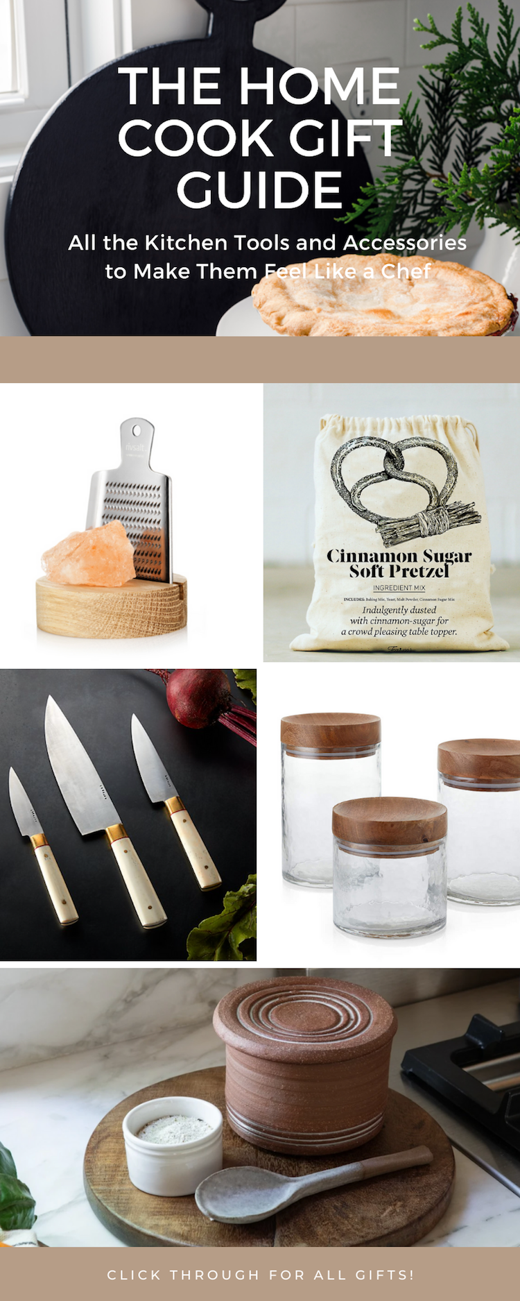 Pinterest Home Cook Gift Guide