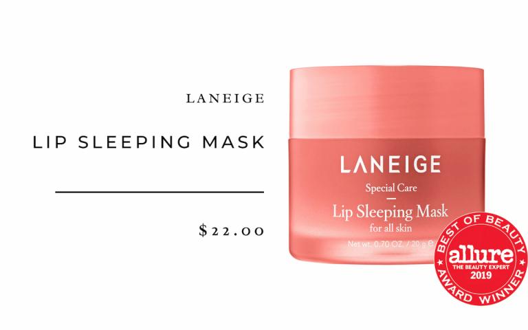 Langiege - Mascarilla para dormir de labios