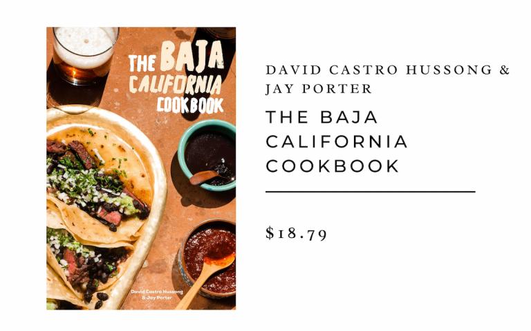The Baja California Cookbook