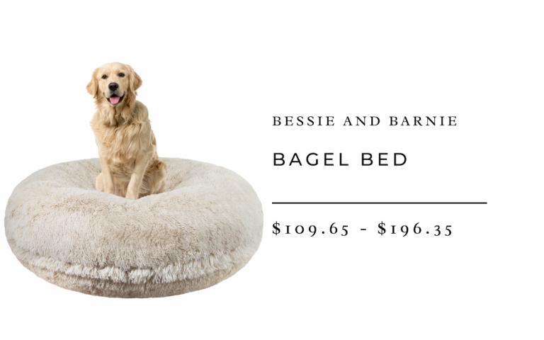 Bessie and Barnie Bagel Bed
