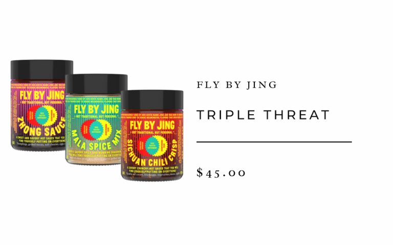 Fly By Jing Triple Threat
