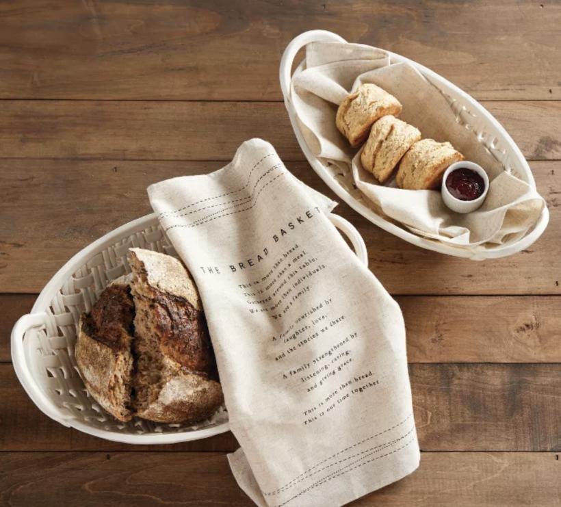 target ceramic bread basket