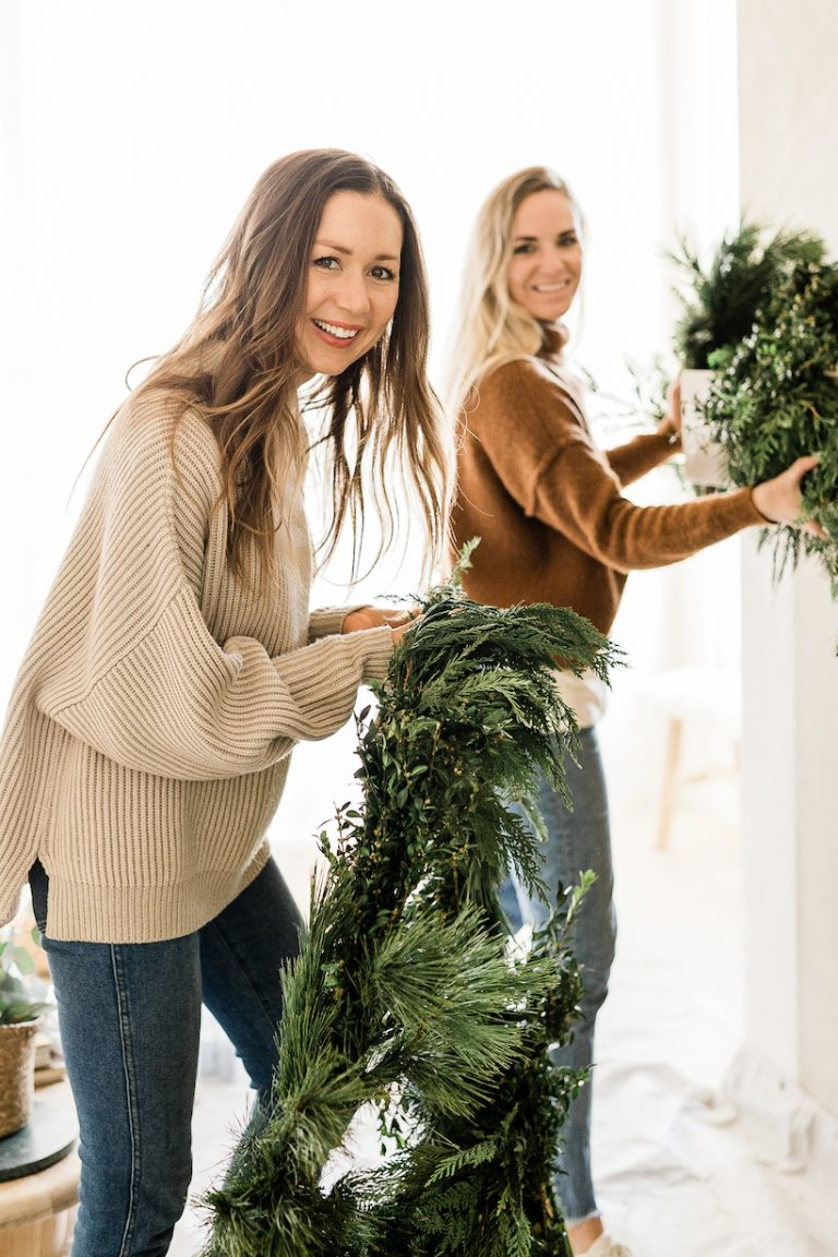decorating camille styles house for the holidays