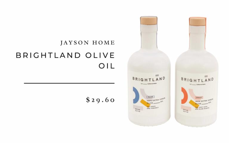 Brightland Olive Oil
