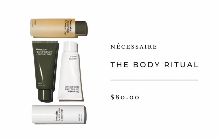 Nécessaire - The Body Ritual