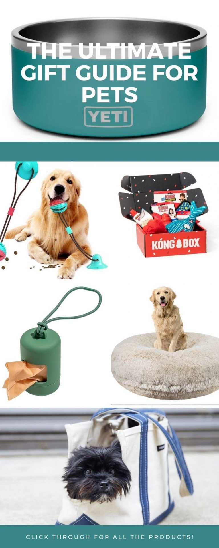 Pinterest - Pet Gift Guide Roundup