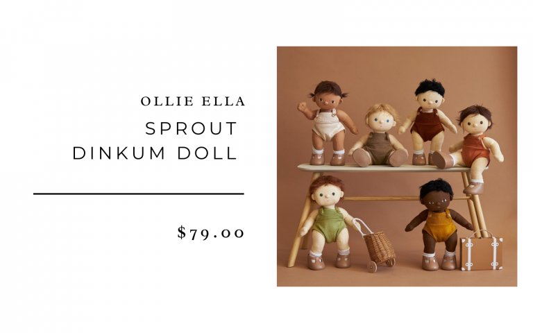 Sprout Dinkum Doll